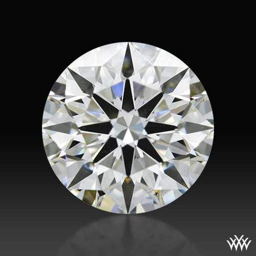 0.852 ct G VS1 A CUT ABOVE® Hearts and Arrows Super Ideal Round Cut Loose Diamond