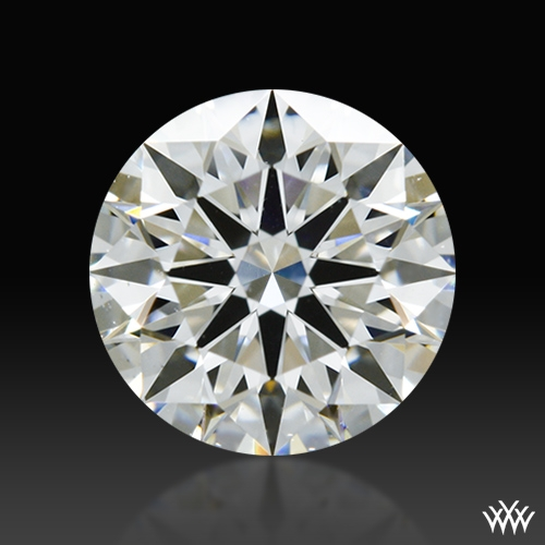 0.824 ct I VS1 A CUT ABOVE® Hearts and Arrows Super Ideal Round Cut Loose Diamond
