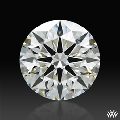 0.822 ct H VS1 A CUT ABOVE® Hearts and Arrows Super Ideal Round Cut Loose Diamond