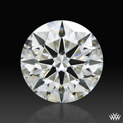 0.823 ct G VS2 A CUT ABOVE® Hearts and Arrows Super Ideal Round Cut Loose Diamond