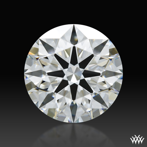 1.644 ct G VS1 A CUT ABOVE® Hearts and Arrows Super Ideal Round Cut Loose Diamond