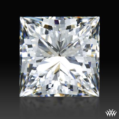 0.716 ct G VVS1 A CUT ABOVE® Princess Super Ideal Cut Diamond