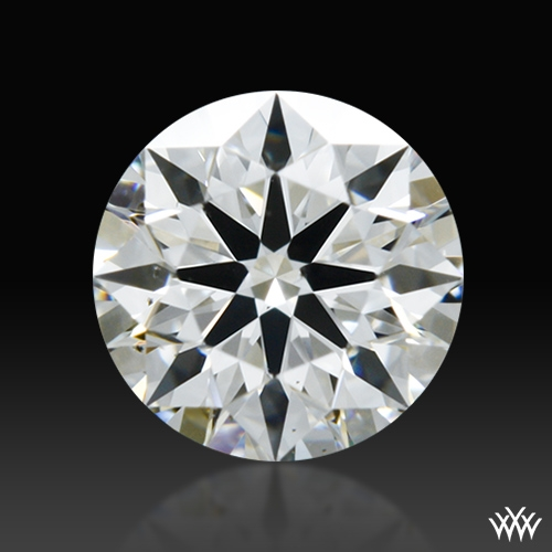 0.423 ct F SI1 Expert Selection Round Cut Loose Diamond