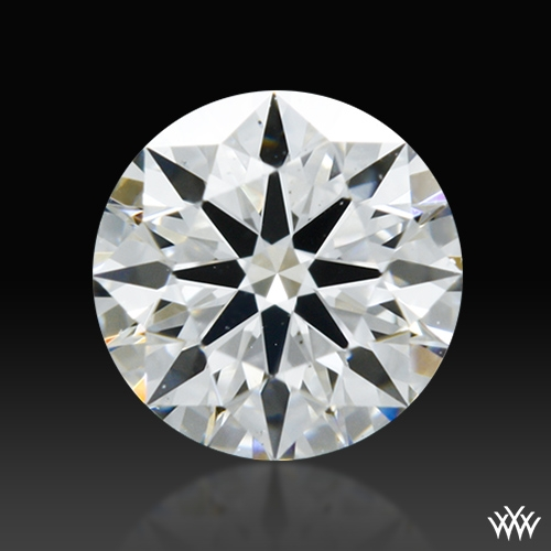 0.415 ct F VS2 A CUT ABOVE® Hearts and Arrows Super Ideal Round Cut Loose Diamond