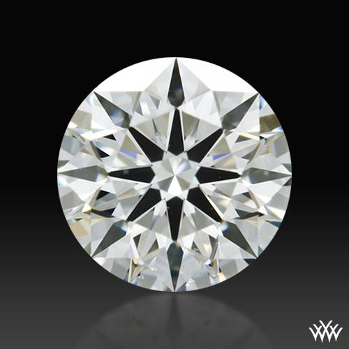 0.622 ct H VS2 A CUT ABOVE® Hearts and Arrows Super Ideal Round Cut Loose Diamond