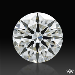 0.632 ct F SI1 Expert Selection Round Cut Loose Diamond