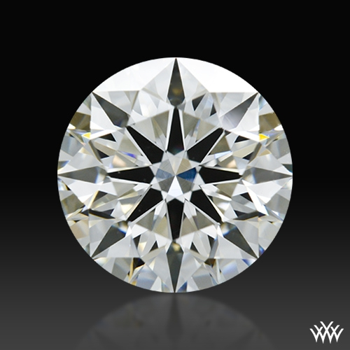 1.551 ct I VS2 A CUT ABOVE® Hearts and Arrows Super Ideal Round Cut Loose Diamond
