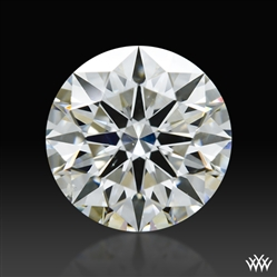 1.154 ct H SI1 A CUT ABOVE® Hearts and Arrows Super Ideal Round Cut Loose Diamond