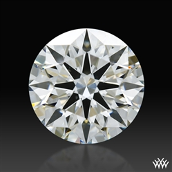 1.028 ct H VS2 A CUT ABOVE® Hearts and Arrows Super Ideal Round Cut Loose Diamond