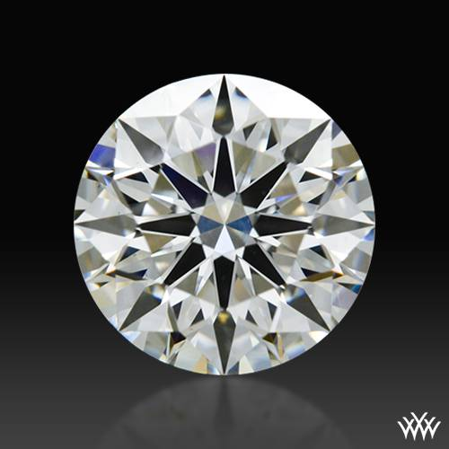 0.93 ct H VS1 A CUT ABOVE® Hearts and Arrows Super Ideal Round Cut Loose Diamond