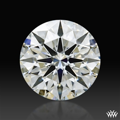 0.822 ct H VS2 A CUT ABOVE® Hearts and Arrows Super Ideal Round Cut Loose Diamond