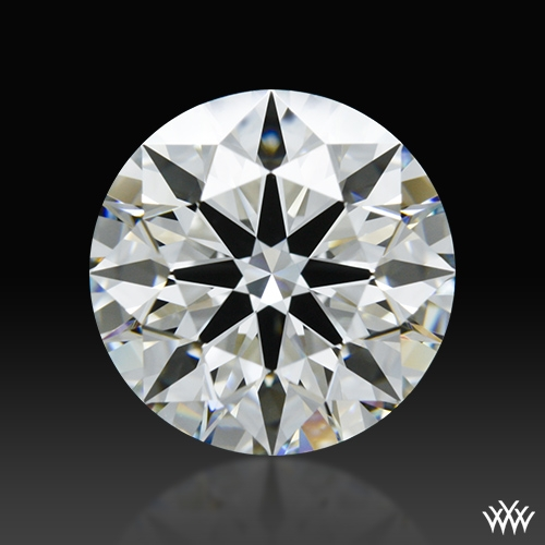 3.135 ct I VS2 A CUT ABOVE® Hearts and Arrows Super Ideal Round Cut Loose Diamond