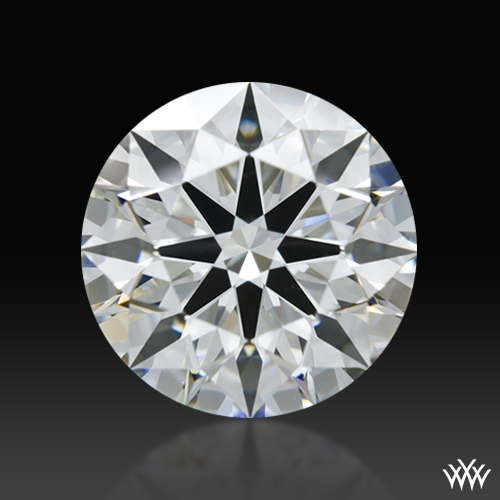 1.684 ct G VS1 A CUT ABOVE® Hearts and Arrows Super Ideal Round Cut Loose Diamond