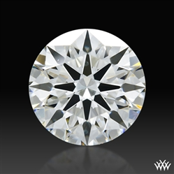 1.146 ct I SI1 A CUT ABOVE® Hearts and Arrows Super Ideal Round Cut Loose Diamond