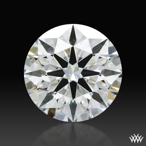0.404 ct G VS2 A CUT ABOVE® Hearts and Arrows Super Ideal Round Cut Loose Diamond