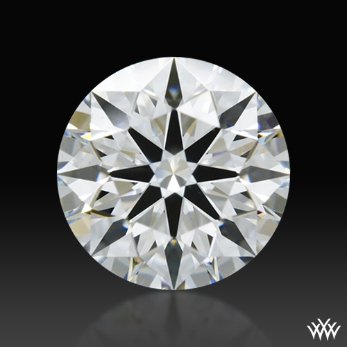 0.72 ct F VS2 A CUT ABOVE® Hearts and Arrows Super Ideal Round Cut Loose Diamond