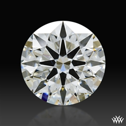 0.712 ct G VS2 A CUT ABOVE® Hearts and Arrows Super Ideal Round Cut Loose Diamond