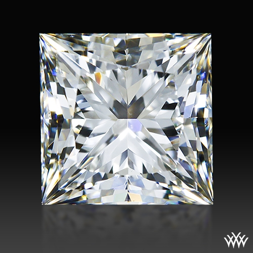 1.226 ct H VS2 A CUT ABOVE® Princess Super Ideal Cut Diamond