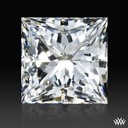1.117 ct H VVS2 A CUT ABOVE® Princess Super Ideal Cut Diamond
