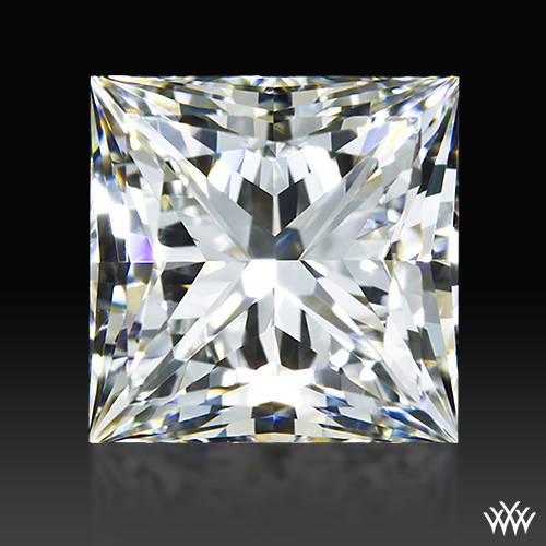 1.02 ct I VVS2 A CUT ABOVE® Princess Super Ideal Cut Diamond