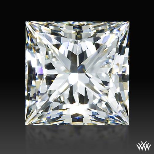 1.02 ct I VVS2 A CUT ABOVE® Princess Super Ideal Cut Diamond