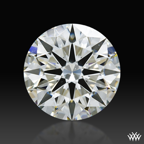 1.588 ct J VS2 A CUT ABOVE® Hearts and Arrows Super Ideal Round Cut Loose Diamond