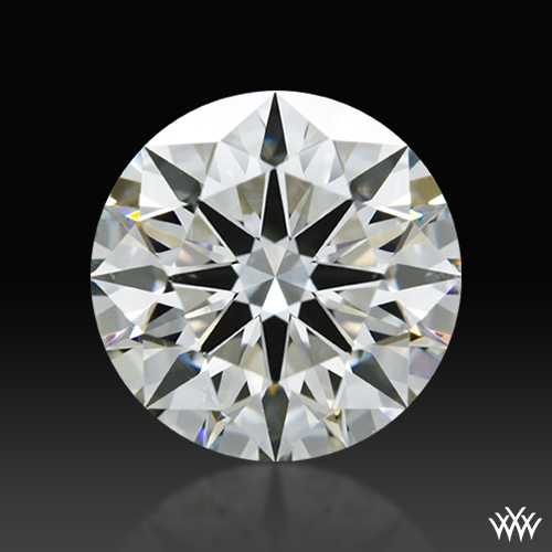 1.534 ct I VS2 A CUT ABOVE® Hearts and Arrows Super Ideal Round Cut Loose Diamond
