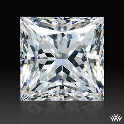 1.012 ct F VVS2 A CUT ABOVE® Princess Super Ideal Cut Diamond