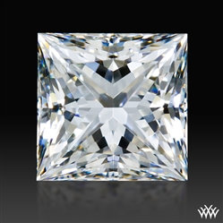 1.016 ct H VVS2 A CUT ABOVE® Princess Super Ideal Cut Diamond