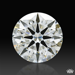 1.26 ct H VS2 A CUT ABOVE® Hearts and Arrows Super Ideal Round Cut Loose Diamond