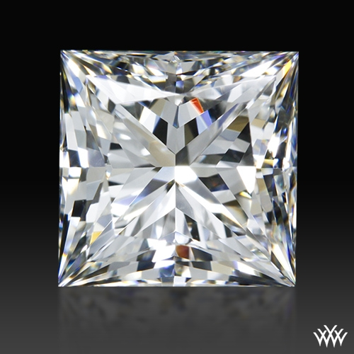 1.632 ct G VVS2 A CUT ABOVE® Princess Super Ideal Cut Diamond