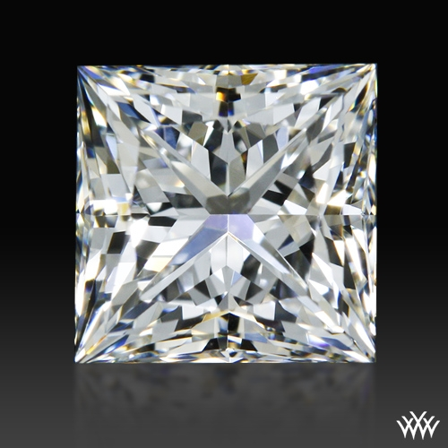 1.05 ct G VS2 A CUT ABOVE® Princess Super Ideal Cut Diamond