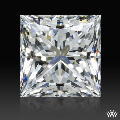 1.06 ct G VVS2 A CUT ABOVE® Princess Super Ideal Cut Diamond