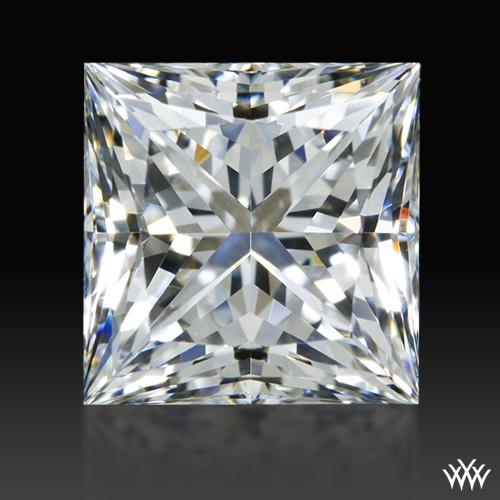 1.06 ct G VVS2 A CUT ABOVE® Princess Super Ideal Cut Diamond