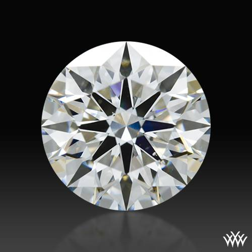 1.022 ct G SI1 A CUT ABOVE® Hearts and Arrows Super Ideal Round Cut Loose Diamond