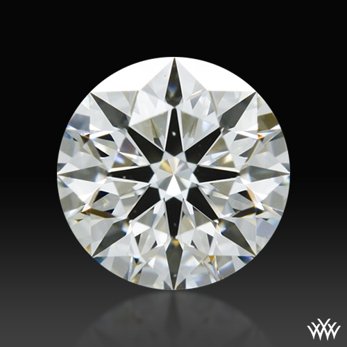 0.634 ct I VS2 A CUT ABOVE® Hearts and Arrows Super Ideal Round Cut Loose Diamond