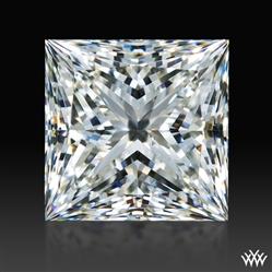 2.017 ct I SI1 A CUT ABOVE® Princess Super Ideal Cut Diamond