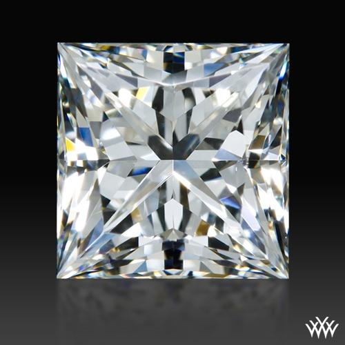 1.032 ct H VS1 A CUT ABOVE® Princess Super Ideal Cut Diamond