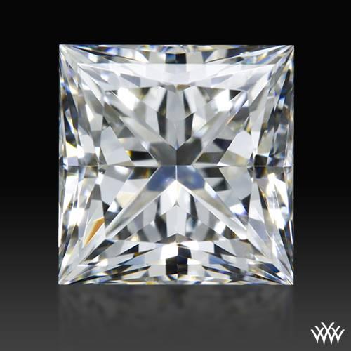 0.91 ct G VS2 A CUT ABOVE® Princess Super Ideal Cut Diamond