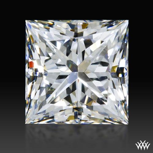 1.017 ct H VS1 A CUT ABOVE® Princess Super Ideal Cut Diamond