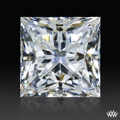 0.91 ct G VS1 A CUT ABOVE® Princess Super Ideal Cut Diamond
