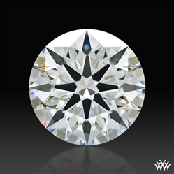 2.04 ct H SI1 A CUT ABOVE® Hearts and Arrows Super Ideal Round Cut Loose Diamond