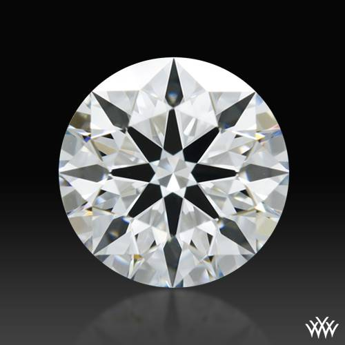 0.704 ct E VVS2 A CUT ABOVE® Hearts and Arrows Super Ideal Round Cut Loose Diamond
