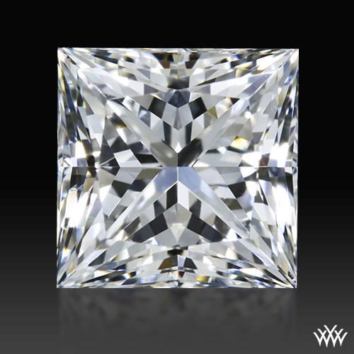 1.066 ct G VVS2 A CUT ABOVE® Princess Super Ideal Cut Diamond