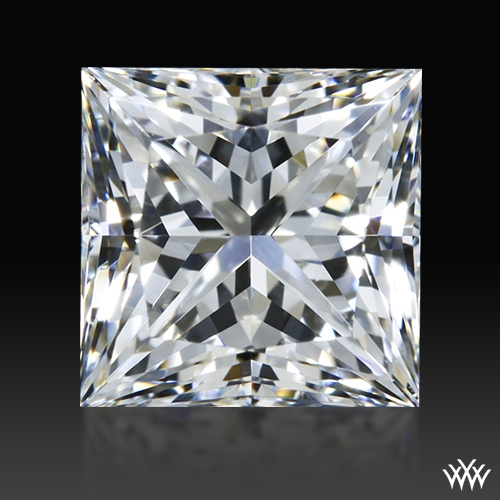 1.066 ct G VVS2 A CUT ABOVE® Princess Super Ideal Cut Diamond