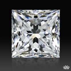 0.961 ct G VS1 A CUT ABOVE® Princess Super Ideal Cut Diamond