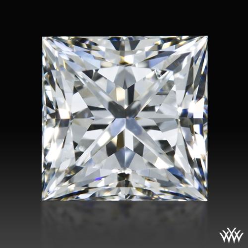 0.94 ct H VS1 A CUT ABOVE® Princess Super Ideal Cut Diamond