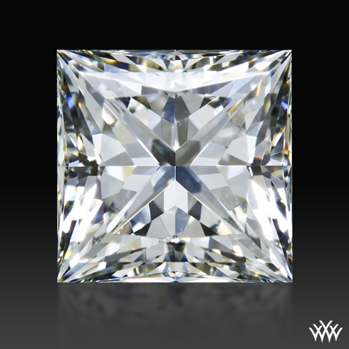 1.21 ct I VS1 A CUT ABOVE® Princess Super Ideal Cut Diamond