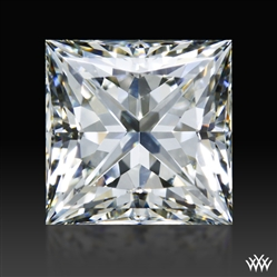 1.21 ct I VS1 A CUT ABOVE® Princess Super Ideal Cut Diamond