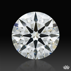 0.62 ct G VVS1 A CUT ABOVE® Hearts and Arrows Super Ideal Round Cut Loose Diamond
